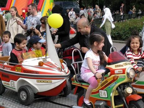 Turkish Attitude Children