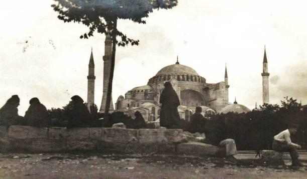 Women Around Hagia Sophia