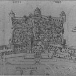 Plan of Francesco Scarella (1686)