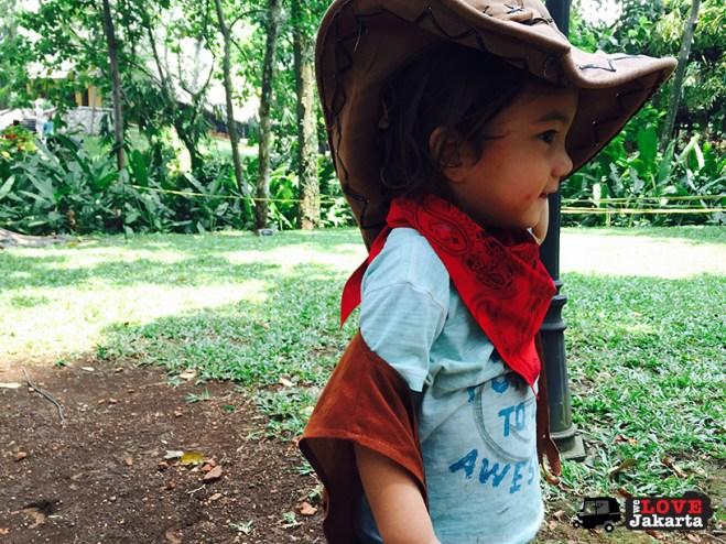 welovejakarta_tasha May_Novotel Bogor_weekend getaway from Jakarta_little cowboy