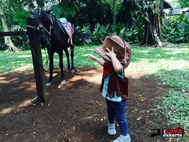 welovejakarta_tasha May_Novotel Bogor_weekend getaway from Jakarta_cowboy dress up