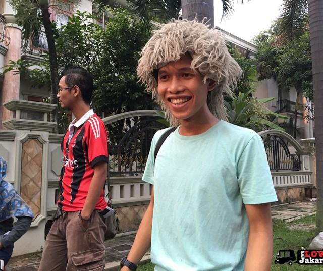 Tasha May_We love Jakarta_Gojek_Go-video 2016_Behind the scenes