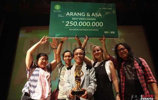 Tasha May_welovejakarta_we love jakarta_anatman Pictures_GoJek Go video awards 2016_Arang & Asa_Pak Fuad Idris