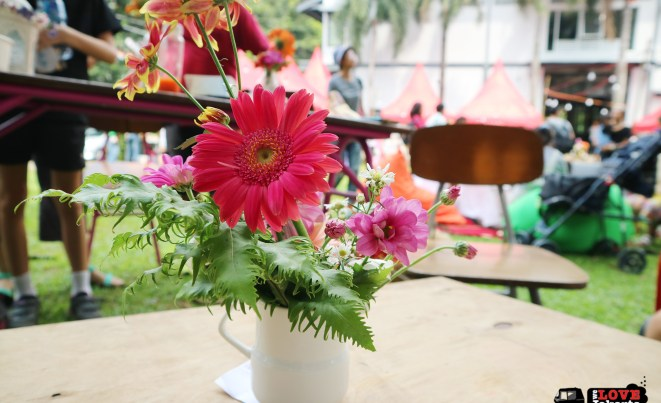 tashamay_welovejakarta_green love a'fair_ Como Park Kemang_floral table settings