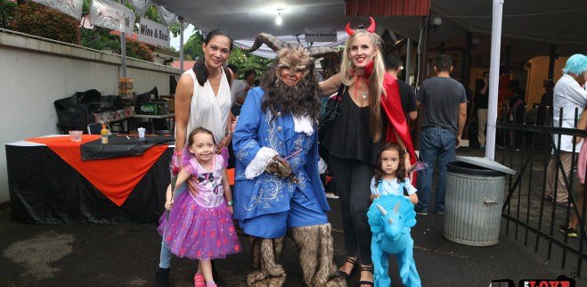 welovejakarta_halloween_theamericaclubjakarta_trunkortreat_Beauty and the Beast
