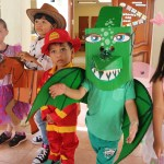 welovejakarta_halloween_jakarta montessori school_dinosaur