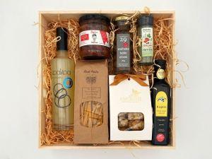 NZ Mediterranean Cuisine Gift Box With Limoncello Liquer