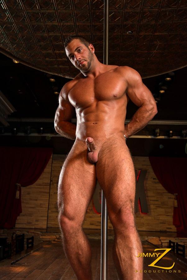 Hot guy strip