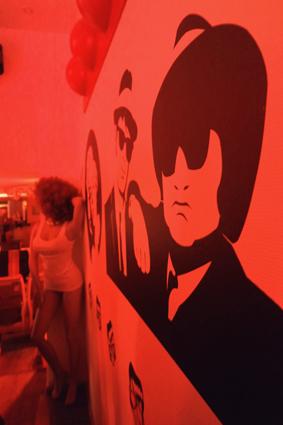 Dirk Diggler Kneipe Bonn Poppelsdorf Studentenkneipe hippe Bar coole Einrichtung
