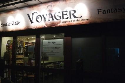 Bonn hat einen Spiele-Pub! Aber auch Nicht-Spieler sollten unbedingt einmal ins Voyager gehen!