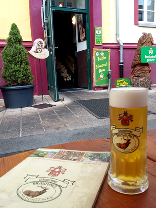 Eifeler Landbier Gemünder Brauerei Schleiden Gemünder Brauhaus Nationalpark Eifel