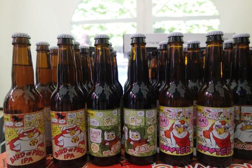 Uitltje Craftbeer Festival der Bierkulturen Köln Ehrenfeld