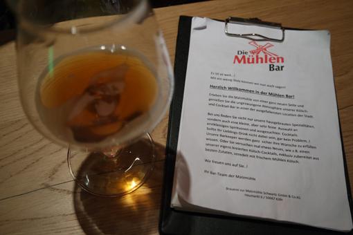 Craftbeer Köln Mühlen Bar große Bierauswahl