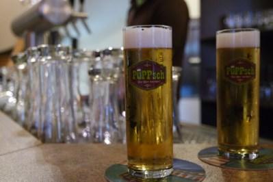 Bonn Poppelsdorf Gesindehaus Pöppsch eigenes Bier Brauhaus wo gebraut