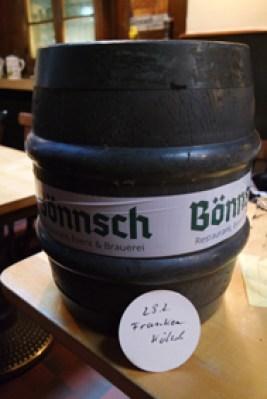 Frankenbönnsch Frankenkölsch Bönnsch Brauhaus ChallengeTag des deutschen Bieres Reinheitsgebot Braukurs selber brauen Gunnar Martens