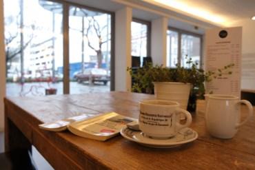 Bonn Café Schwarz & Weiß neues Café Kurzlebig Sandra Hinze guter Kaffee in Bonn Craft Beer