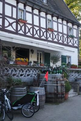 Gut Sülz Weinlokal Königswinter Tipp Wanderung Siebengebirge Rheinsteig