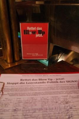 Blow Up Bonn Schließung Viktoriakarree Viva Viktoria