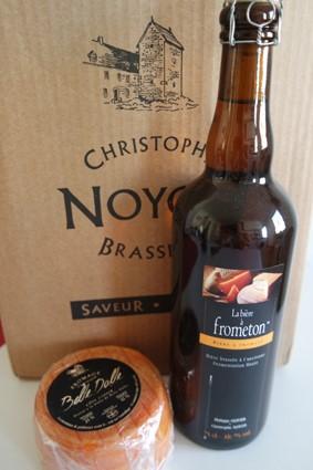 Bière à Frometon Brasserie de Wissant 2 caps Craft Beer France