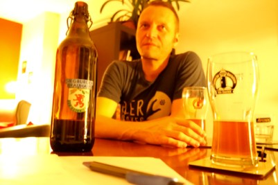 Craft Beer Bonn Bierserker Ulrich Karl Tröger Siegburger Brauhaus Tristan und Isolde Bier mit Rosenblüten