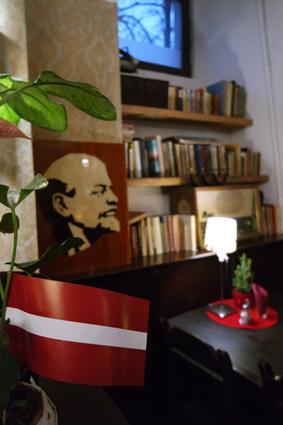 Leningrad Bar Riga Tipp Kneipe Riga Bar guide Riga Geheimtipp gute Bar Riga at night city guide good drinks places off side