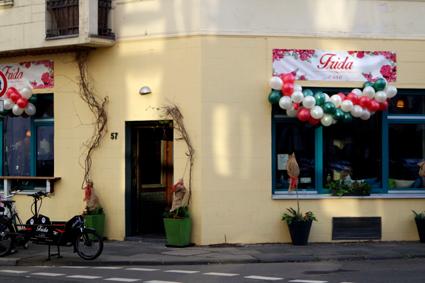 Café Frida Bonn Bornheimer Straße was ist aus dem La Victoria geworden