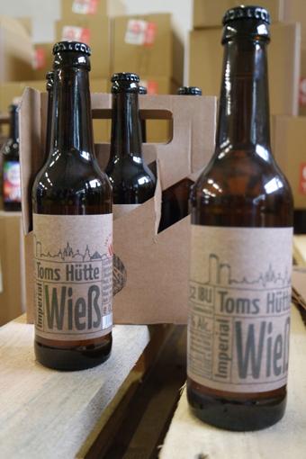Craftbier aus Bonn Toms Hütte Brauerei regional