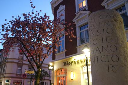 Kirschblüte Bonn Altstadt Tipps