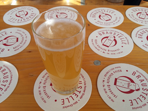 Braustelle Köln Ehrenfeld Craft Beer Bierfest