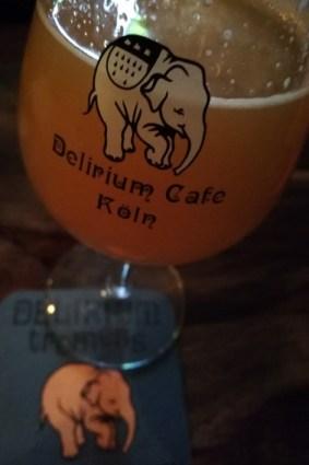 Delirium Café Köln Cologne Craft Beer Bar Tipp where to find Craft Beer in Cologne