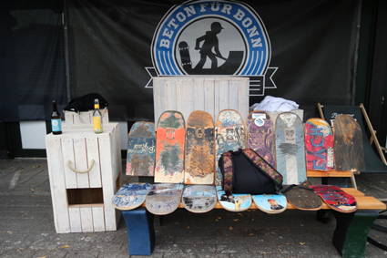 Skatepark Bonn Bonnane Bar Craft Beer Club Bonn