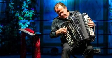 La fisarmonica e il suo respiro. Richard Galliano a Monfortinjazz.