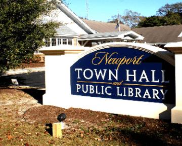 newport nc library