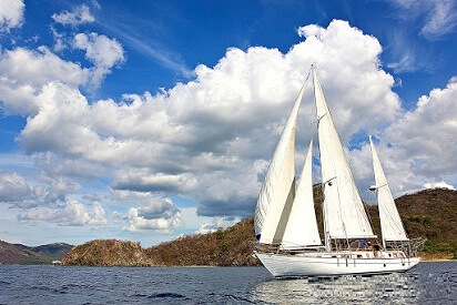 sailboat excursion touring company for sale