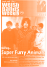 Welsh Bands Weekly Issue 8 (English)