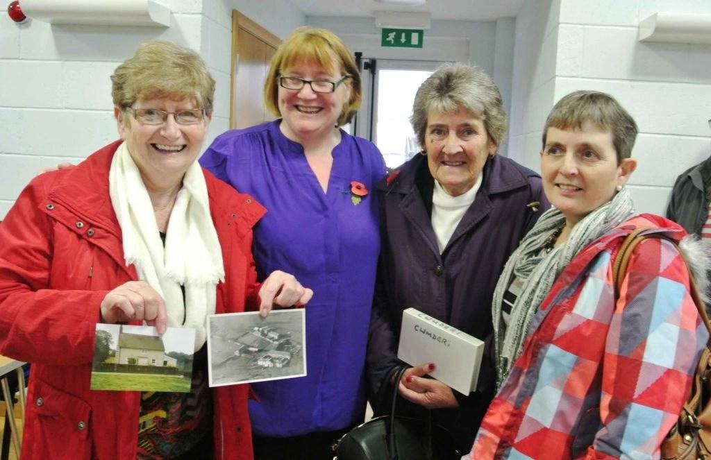 Coleg Sir Gar students help document community history with National Botanic Garden