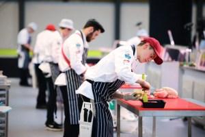 world ski8lls butchery facilitated by cambrian training