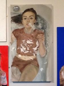 Ucheldre centre art for all Junior A 15-18yrs winner