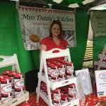 Miss Daisys Kicthen at cowbrfidge food festival
