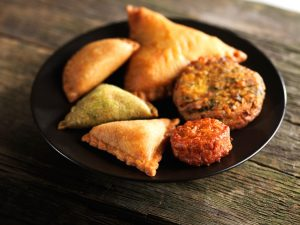 Welsh Food and Drink samosaco slider