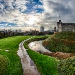 Pictorial Wales - Cardiff Castle