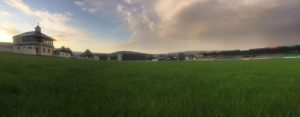 royal welsh panorama
