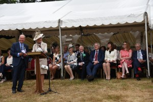 royal welsh show opening