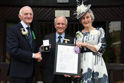 Royal Welsh awards