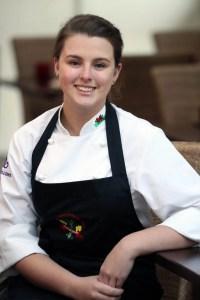 Culinary Team Wales Alys 2