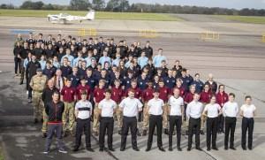 RAF challenge 2018