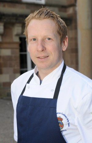 Alun Davies Culinary Team Wales