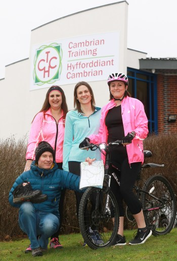 1,000-mile challenge for Cancer Research
