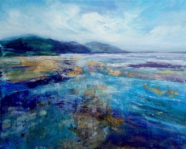 'Regal sands' - Sarah Jane Brown