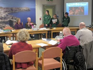 europarc manifesto to Pembrokeshire coast national park meeting